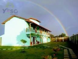 Pousada com 1 dormitório à venda, 343 m² por R$ 699.000,00 - Coroa Vermelha - Santa Cruz C