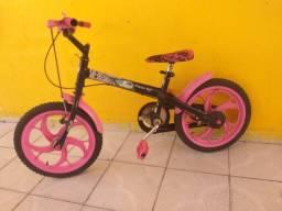 Bicicleta menina aro 16