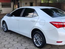 Toyota Corolla XEI 2017 Branco Perolizado