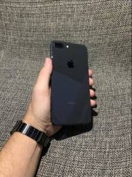 IPhone 8 plus Black 128gb