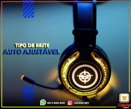 Headset Gamer tgt storm Led Rgb t26sd10sd20
