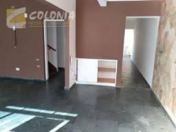 Casa para alugar com 4 dormitórios em Vila santa teresa, Santo andré cod:05535