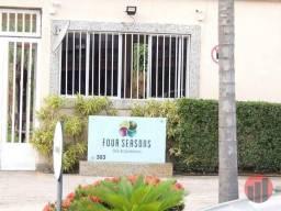 Apartamento Duplex com 4 dormitórios à venda, 126 m² por R$ 290.000,00 - Cocó - Fortaleza/