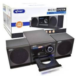 Microsystem CD/USB/bluetooth/rádio FM