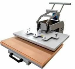 Vendo prensa térmica 85x65 bandeja deslizante. comprar usado  União