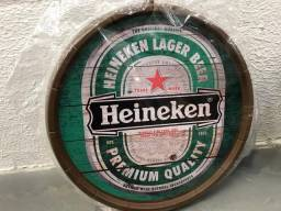 Quadro tampa de barril cerveja cervejeiro vários modelos e marcas comprar usado  Itaguaçu
