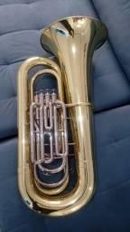 Tuba Sinfonica Weril J980 Personalizada Novinha - Aceito trocas - Parcelo 12x