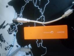 Carregador portátil Sony