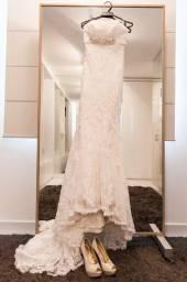 Vestido noiva Pronovias modelo Silaba