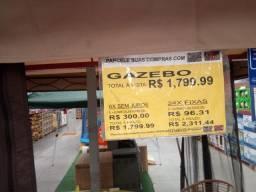 GAZEBO NOVO