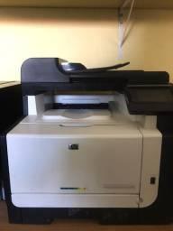 Impressora Hp Multifuncional Collor C/Garantia