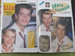 Álbum de fotos ator Fábio Assunção