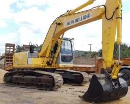 Escavadeira New Hollland