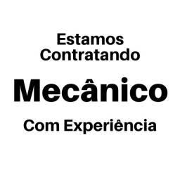 Vaga de Mecânico com experiência! Envie seu currículo pelo WhatsApp