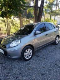 Vendo carro Nissan ano 2013