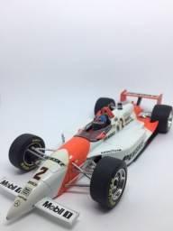 Miniatura Emerson Fittipaldi - Indy Penske Mercedes Minichamps 1:18 RARA!