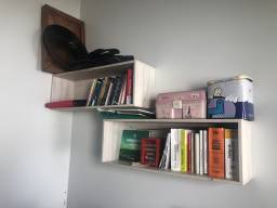 Mesa e Nichos Escritório