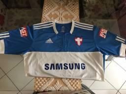 Camisa do Palmeiras Cruz de Savóia Original 2009/10 G