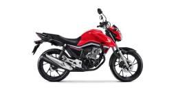 CG 160 2021 0km Sanmell Motos Praia Grande