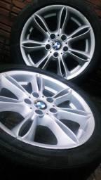 Rodas BMW aro 17 e 18