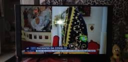 Vendo smart TV 43 polegadas Panasonic semi Nova