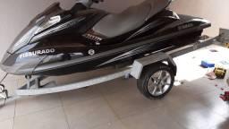 Jet ski Yamaha FX HO 1.8 Aspirado (RARIDADE apenas 22 hrs de uso)