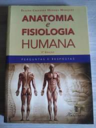 Livro de Anatomia e fisiologia Humana