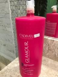 Condicionador Cadiveu Glamour