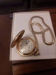 Relógio de bolço