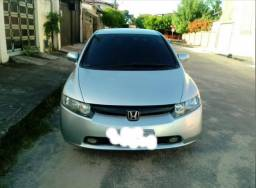 Honda civic 2007 - perfeito estado completo