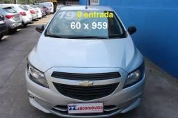 Chevrolet Onix 1.0 ( 0 entrada - 60 x 849 ) 2019