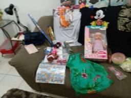 Kit de produtos para bazar