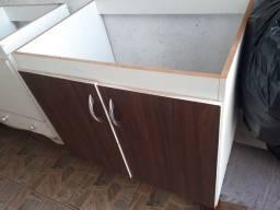 Gabinetes p/ banheiro  100$cada peça