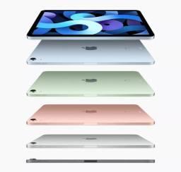 iPad Air 4 64GB (cinza ou ouro) LACRADO!!!! (Passo cartão)