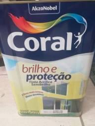 Tinta Coral $230 reais