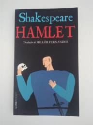 Livro - Hamlet - Shakespeare
