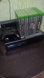 Xbox One c/ Kinect, controle +13 jogos