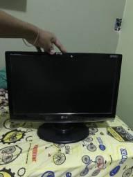 Monitor Lcd LG Widescreen 18,5 Polegadas