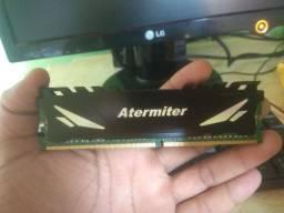 Memória DDR4 ECC 8Gb 2666mhz
