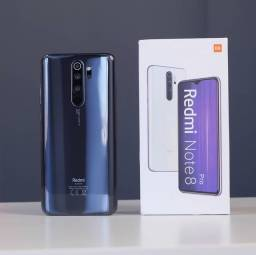 Redmi Note 8 Pro 6/64GB novo lacrado