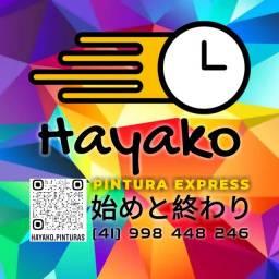 Pintura Express Hayako