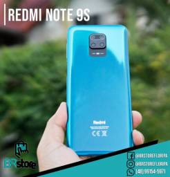 Smartphone Xiaomi Redmi Note 9S 6Gb 128GB Lacrado a pronta entrega (Ac. Cartão)