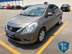 Nissan Versa 1.6 16V Flex SL Manual 12/13