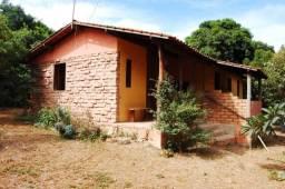 Terreno e casa no Vale do Capão