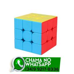 Cubo Mágico Profissional 3x3 - Entrega R$ 10