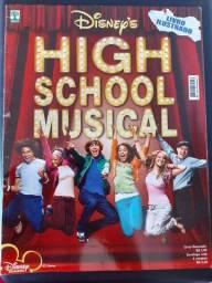 Álbum High School Musical completo