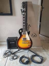 Guitarra Lea Paul Strinberg