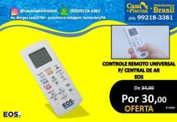 Controle Universal P/ Central de ar Eos