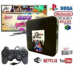 Vídeo game retrobox