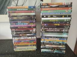 50 DVDs originais shows musicais sertanejos etc